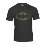 Batman Original VintageLook Shirt Black