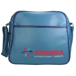 "Retro Bag ""FUTURA International Airways"" Schulter Tasche"