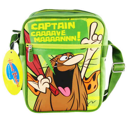 Captain Caveman Warner Brothers Retro Comic Bag Tasche Umhängetasche