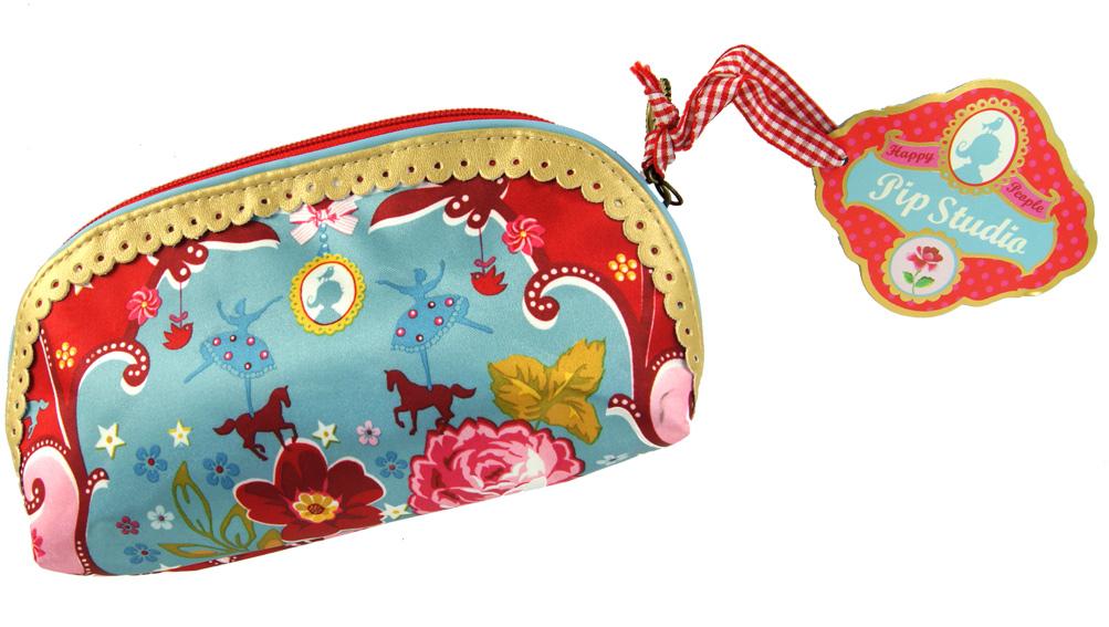 pip studio kosmetiktasche federtasche kleine handtasche pencilcase bts 2010. Black Bedroom Furniture Sets. Home Design Ideas