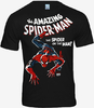 MARVEL Comic Herren T-Shirt THE AMAZING SPIDERMAN