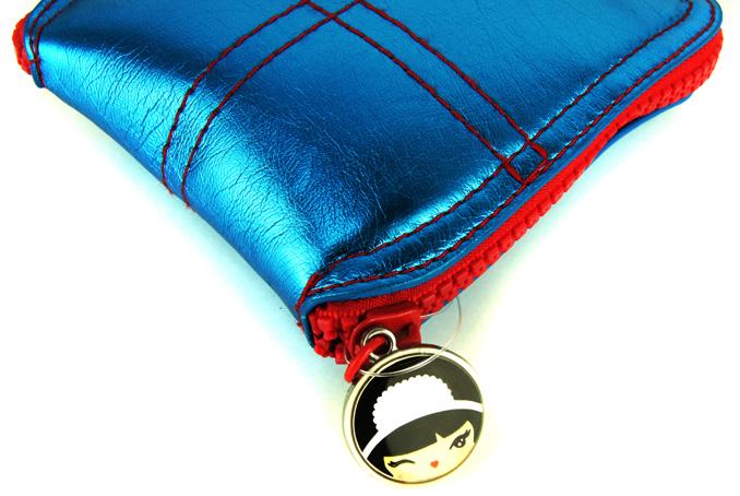 momiji handy zip up shopper beutel tasche mit blumenmuster kaufen. Black Bedroom Furniture Sets. Home Design Ideas