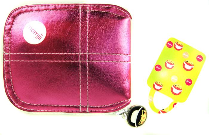 momiji handy zip up shopper beutel tasche in seidenoptik kaufen. Black Bedroom Furniture Sets. Home Design Ideas