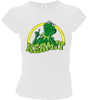 THE MUPPETS Frauen T-Shirt SMART KERMIT