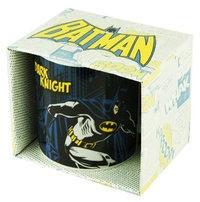 BATMAN Retro Comic Tasse Mug Kaffeebecher DARK KNIGHT
