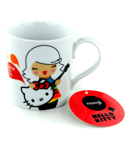 momiji bunte tassen kaffeetassen 4er mugs hello kitty. Black Bedroom Furniture Sets. Home Design Ideas