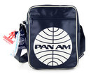 LOGOSH!RT Retro Tasche PAN AM CARBIN BAG LARGE Navy