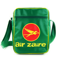 Retro Tasche AIR ZAIRE - GRÜN - CARBIN BAG LARGE
