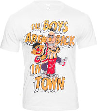 Ernie & Bert Shirt BOYS ARE BACK IN TOWN