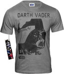 STAR WARS Herren T-Shirt DARTH VADER PORTRAIT