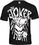 LOGOSH!RT Batman Retro Herren T-Shirt THE JOKER