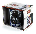 STAR WARS Retro Movie Tasse Big Mug JOIN US OR DIE