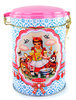 COTTON CANDY Teatime Sugar Tin Nostalgie ZUCKER DOSE