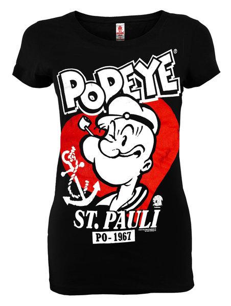 ST Größe M; UVP 29,95€ PAULI Damen T-Shirt