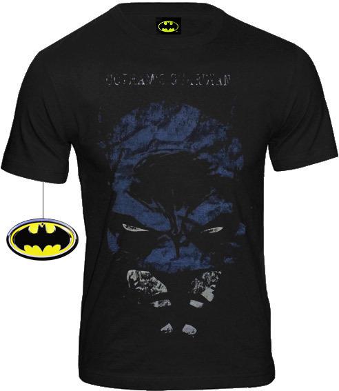 115e094a BATMAN Retro Comic Herren T-Shirt GOTHAM'S GUARDIAN Schwarz