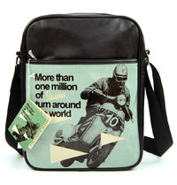 VESPA Tasche Flight Bag MORE THAN ONE MILLION