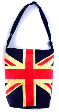 UNION JACK kleine Tasche Beutel SHOPPER BAG