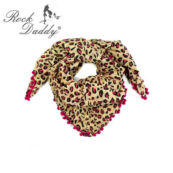rock daddy tuch leoparden muster pink braun. Black Bedroom Furniture Sets. Home Design Ideas
