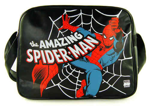 Logoshirt Retro Umhängetasche THE AMAZING SPIDERMAN