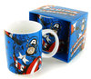Captain America Retro Marvel Comics Tasse