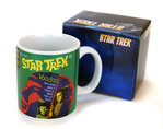 Original Retro Star Trek Kaffeetasse Tv Serie