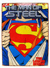Superman Blechschild DIN A3 Man of Steel