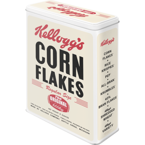 Kelloggs Cornflakes Blechdose The Original XL
