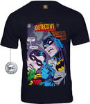 BATMAN Herren T-Shirt BATMAN & ROBIN THE DYNAMIC DUO