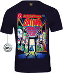 Retro BATMAN Herren T-Shirt PROWL THE DARK KNIGHT GALLERY