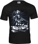 Star Wars DJ Darth Vader Herren T-Shirt