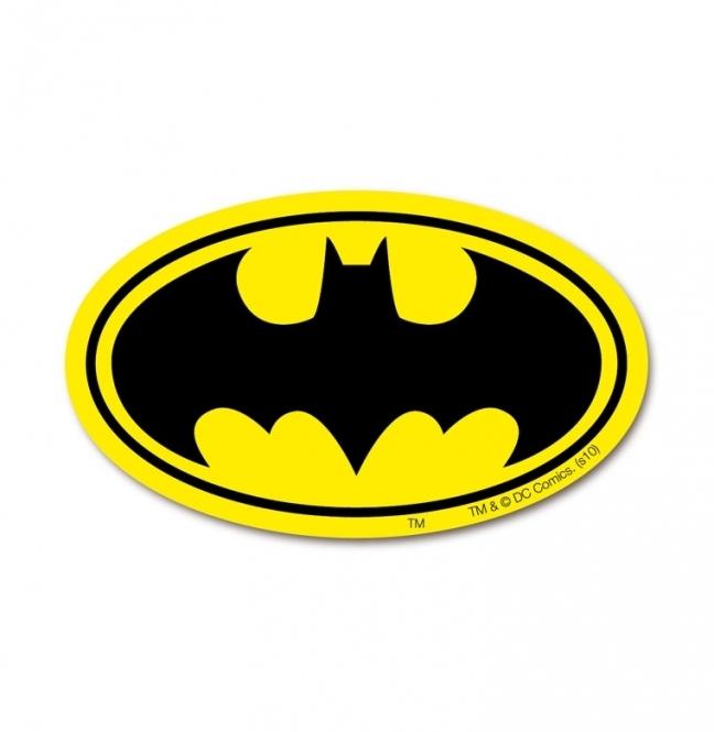 Retro Dc Comics Kühlschrankmagnet Magnet Batman Logo
