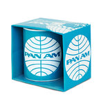 Retro Airline Pan Am Logo Tasse Kaffeebecher