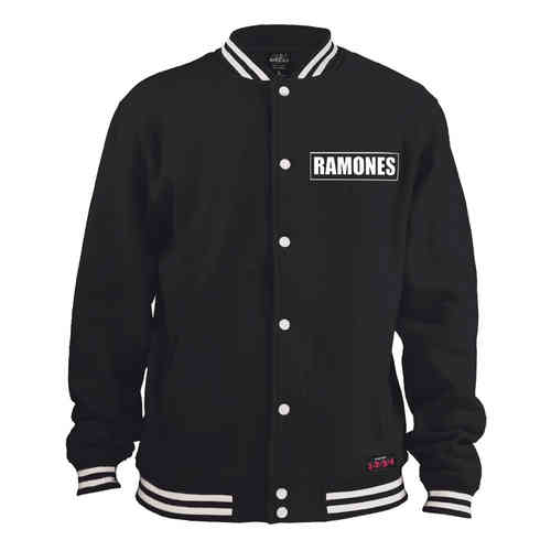 original The Ramones SEAL Retro Herren COLLAGEJACKE