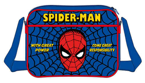 Marvel Comic SPIDER MAN Retro Tasche bag shoulder