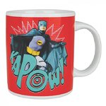 BATMAN CLASSIC TV Serie 1966 Retro Tasse Kaffeebecher