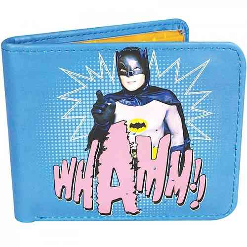 Batman Classiv TV WHAM!! Geldbörse Portemonaie Brieftasche