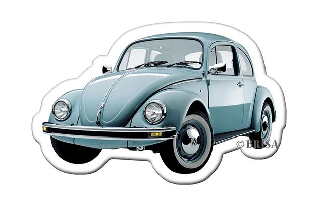 retro vw beetle k fer magnet set 3 tlg grau bestellen. Black Bedroom Furniture Sets. Home Design Ideas