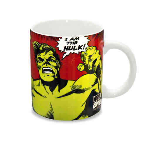 Marvel Comics I AM HULK Tasse Kaffeebecher