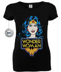 DC Comics Wonder Woman FACE Girl Shirt CODI