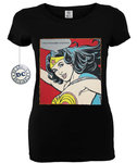 DC Comics I AM WONDER WOMAN Girl Shirt CODI