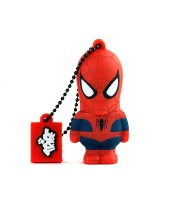 original Marvel Comics SPIDER MAN USB STICK 8GB