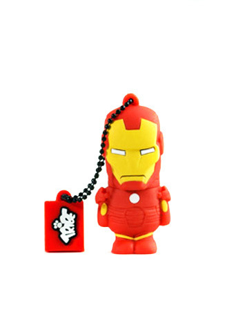 Marvel Comics The Avengers IRON MAN USB STICK 8GB