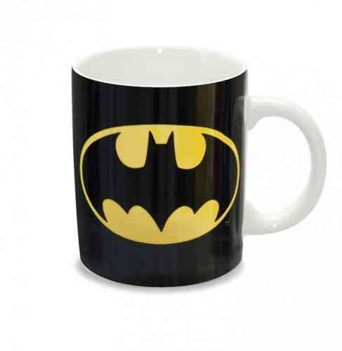 DC Comics Batman LOGO Comic Retro Tasse Kaffeebecher