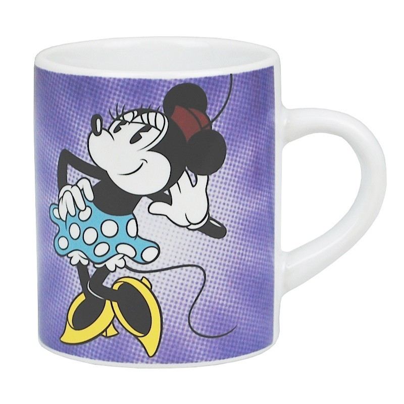 Minnie Mouse Tasse : mickey minnie mouse mini tassen kindertasse 4er set kaufen ~ Whattoseeinmadrid.com Haus und Dekorationen
