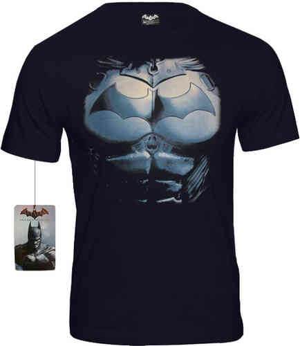 original BATMAN Arkham Origins AMOR Männer T-Shirt