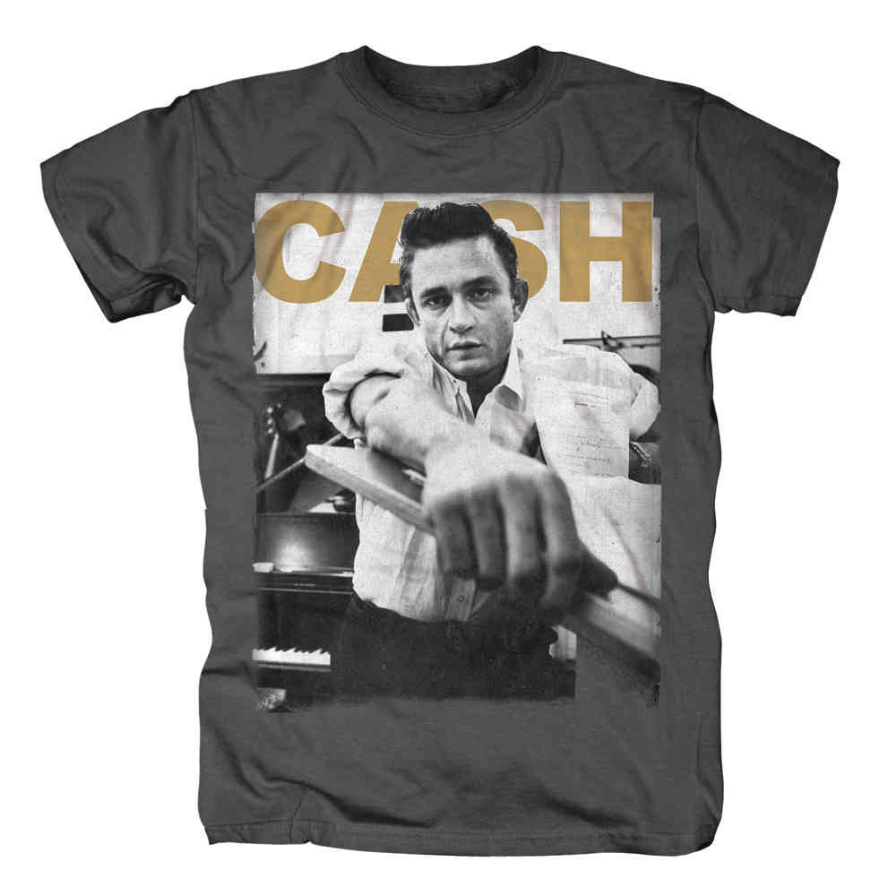 Männer Johnny Original Cash Studio T Retro Shirt oWQxBeEdrC