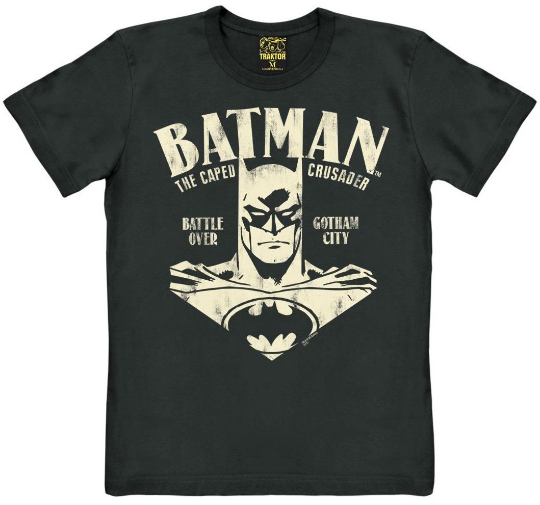 Batman t shirt herren sublevel m nner t shirt vintage for Sprüche t shirt m nner