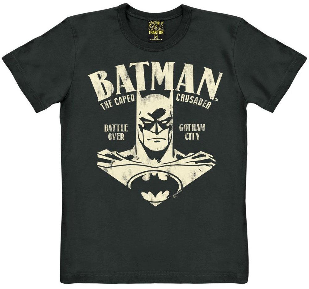 DC Comics BATMAN Männer T-Shirt PORTRAIT VICTORY