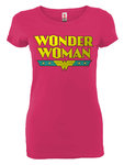DC Comics WONDER WOMAN Girl T-Shirt LOGO