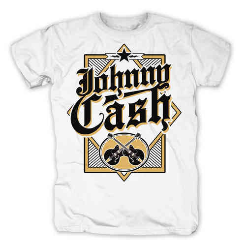 original JOHNNY CASH Männer T-Shirt DIAMOND